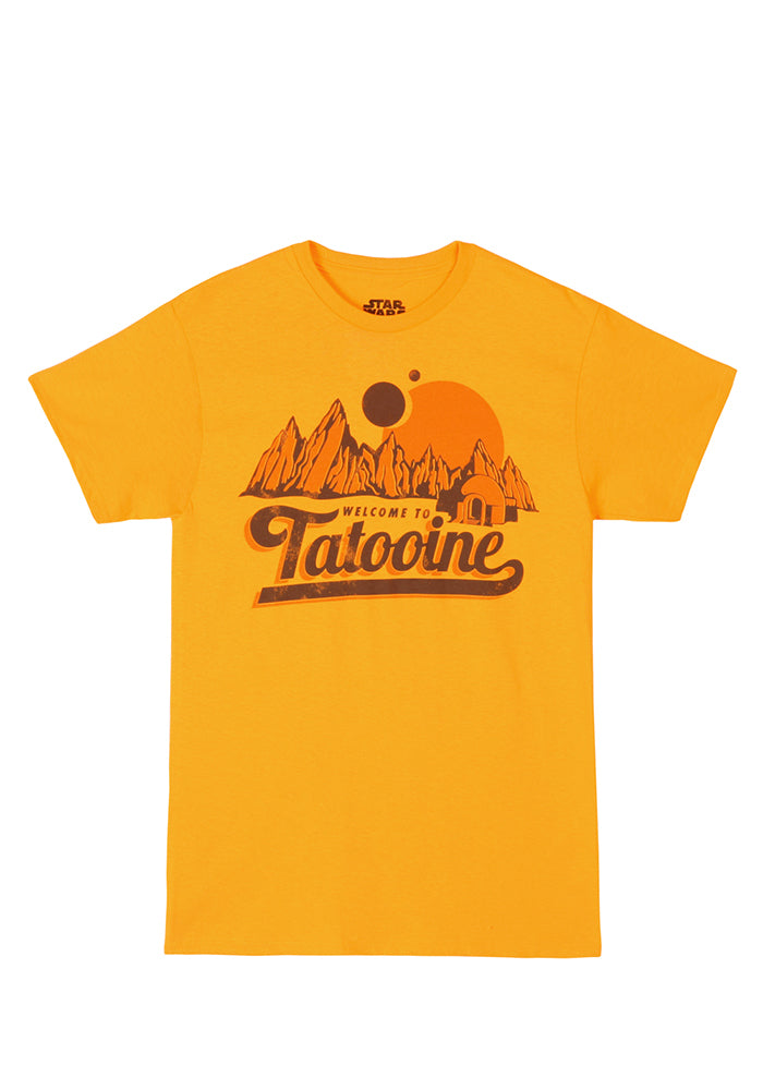 STAR WARS Welcome To Tatooine T-Shirt