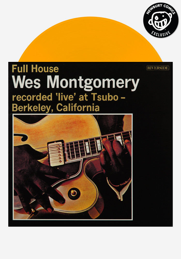 WES MONTGOMERY Full House Exclusive LP