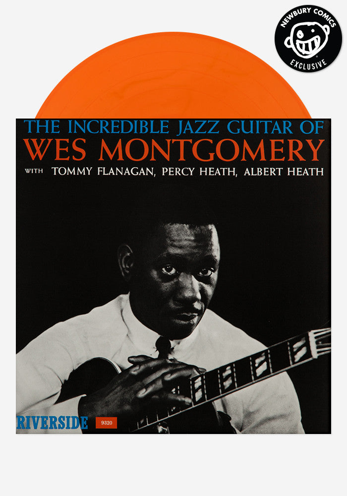 WES MONTGOMERY The Incredible Jazz Guitar Of Wes Montgomery Exclusive LP