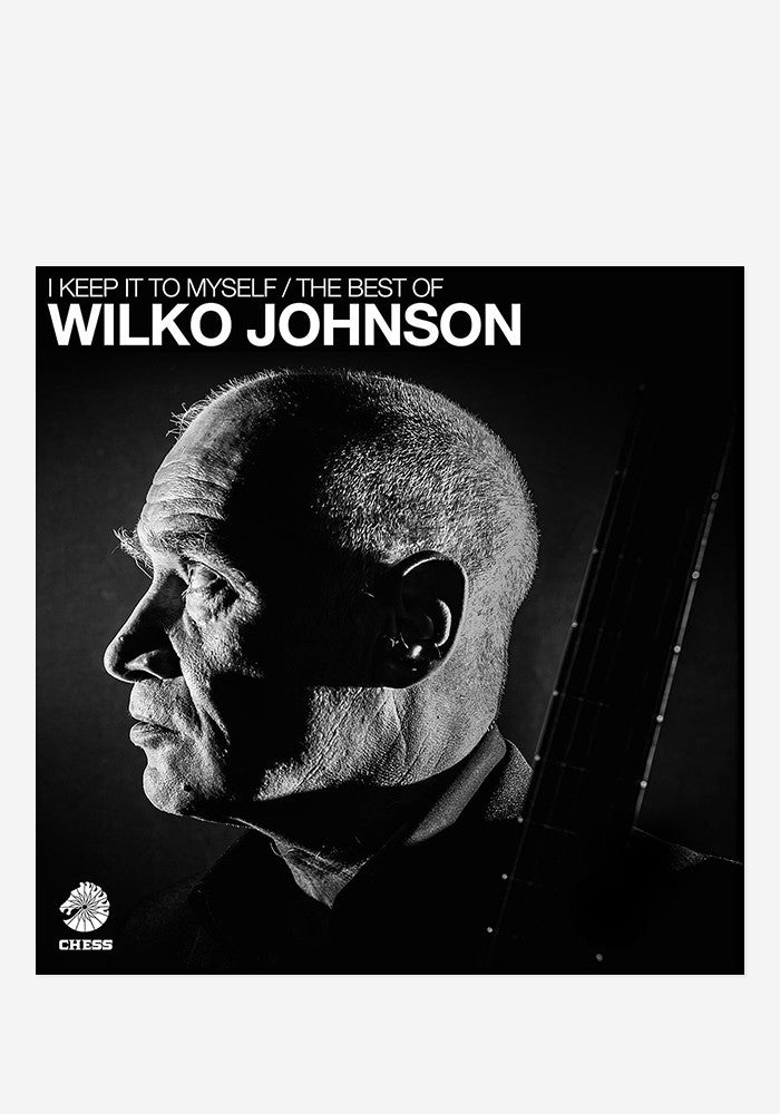 WILKO JOHNSON I Keep It To Myself - The Best Of Wilko Johnson 2CD With Autographed Booklet