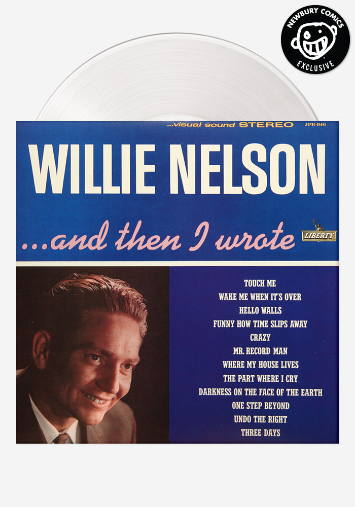 WILLIE NELSON …And Then I Wrote Exclusive LP