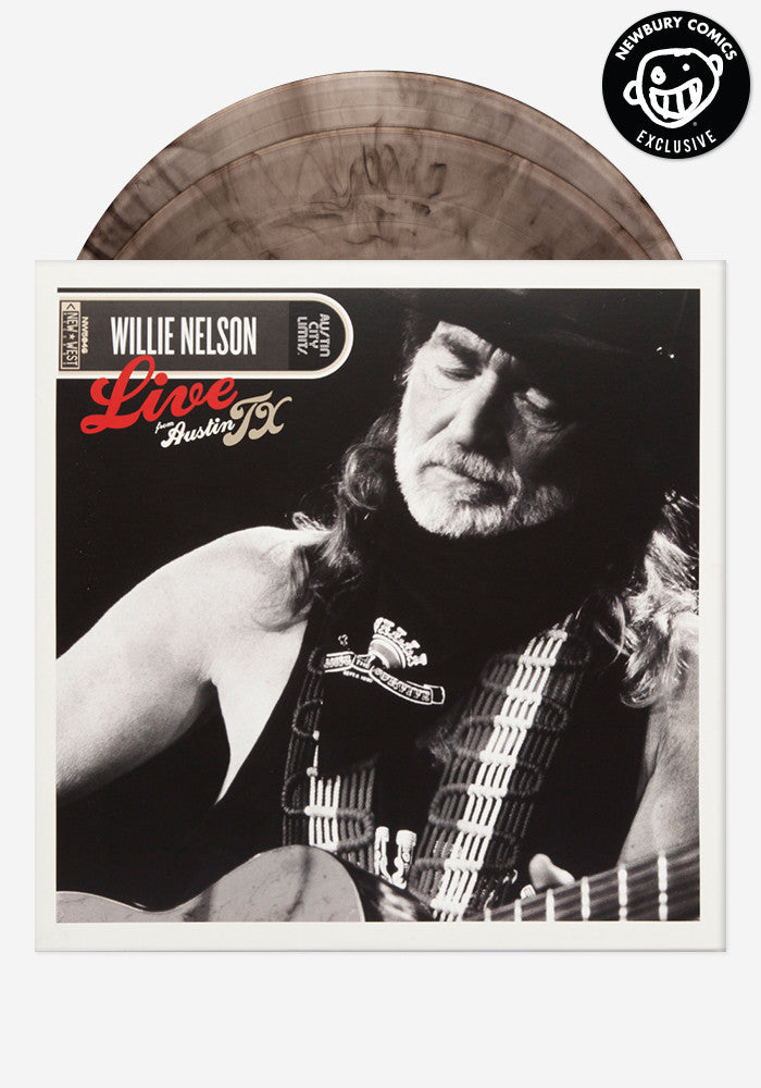 WILLIE NELSON Willie Nelson Live From Austin, TX Exclusive LP