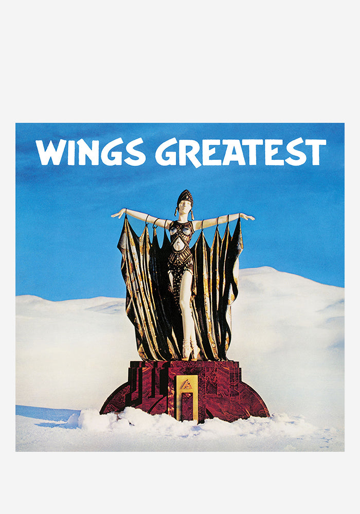 WINGS Wings Greatest LP