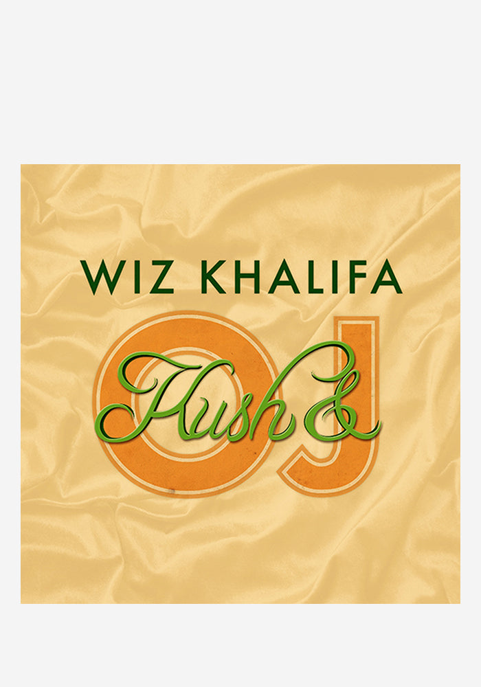WIZ KHALIFA Kush & Orange Juice 2LP (Color)