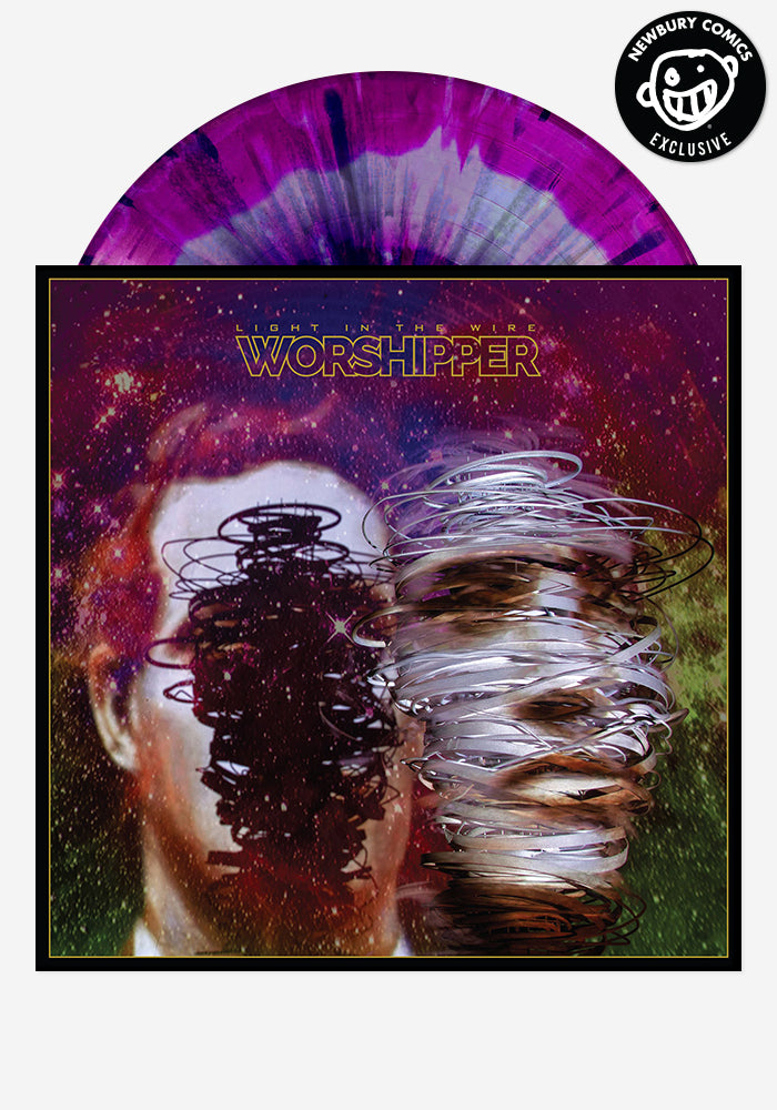 WORSHIPPER Light In The Wire Exclusive LP
