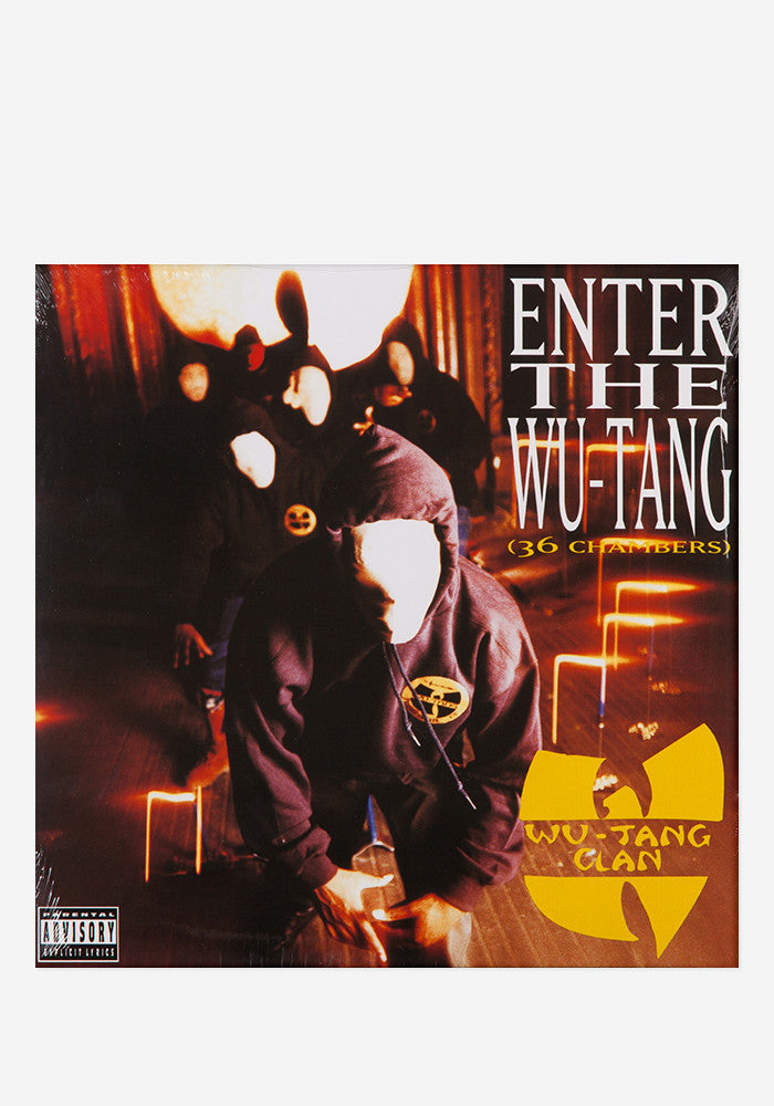 WU-TANG CLAN Enter The Wu-Tang Clan LP