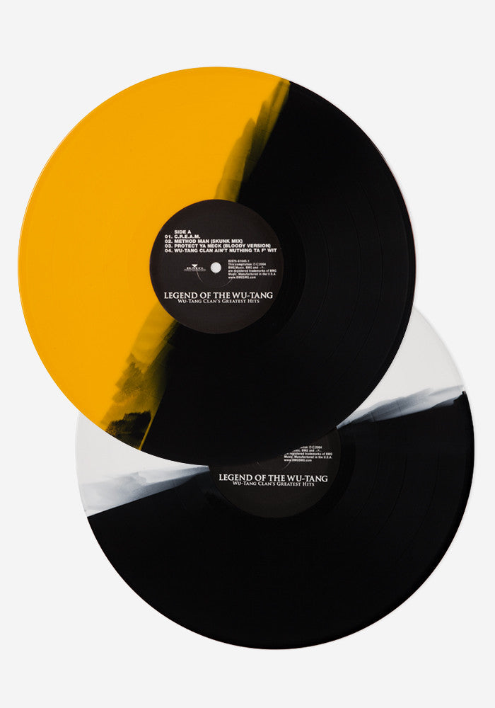 WU-TANG CLAN Legend of the Wu-Tang: Wu-Tang Clan's Greatest Hits Exclusive 2xLP