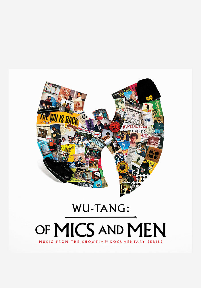 WU-TANG CLAN Soundtrack - Wu-Tang Clan: Of Mics And Men LP