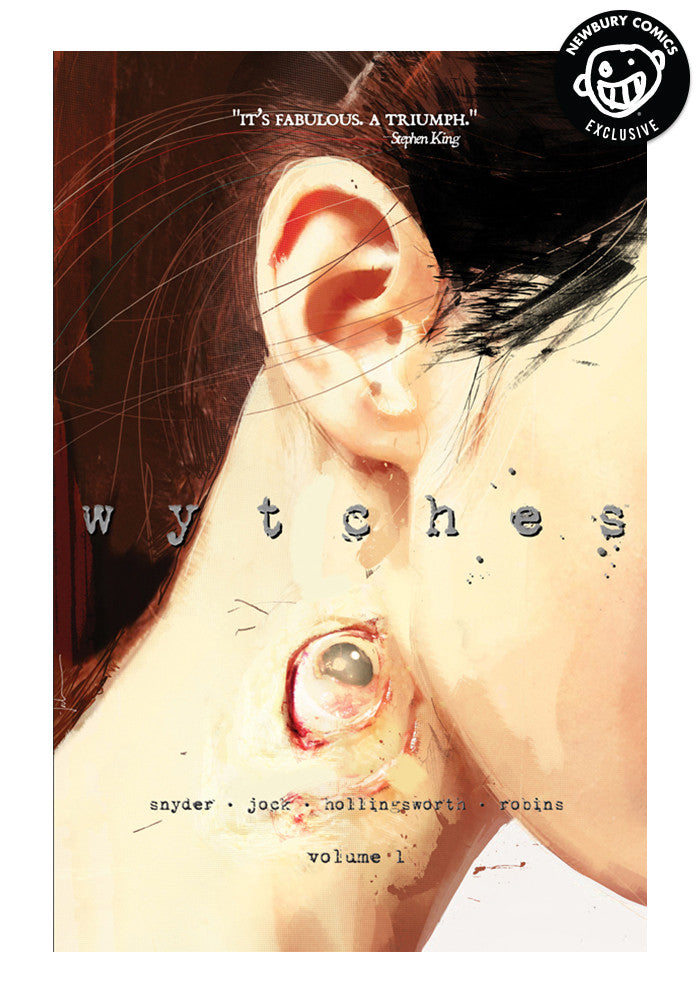 IMAGE COMICS Wytches Vol. 1 Exclusive Variant Graphic Novel