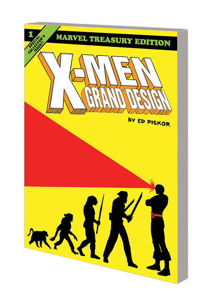 MARVEL COMICS X-Men Grand Design Graphic Novel