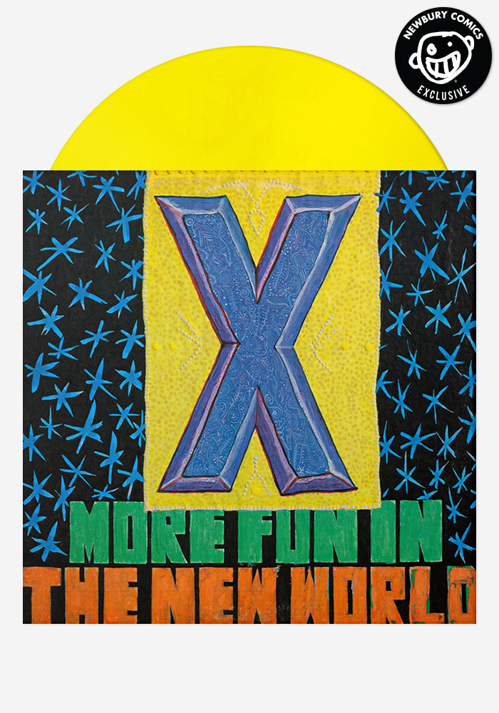 X More Fun In The New World Exclusive LP