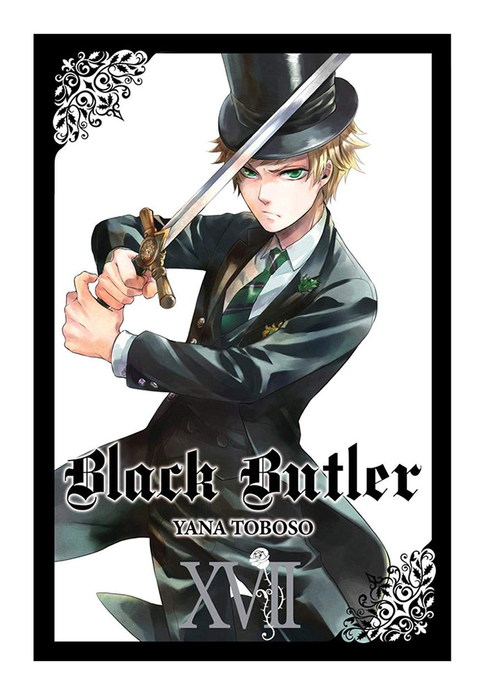 YEN PRESS Black Butler Vol. 17 Manga