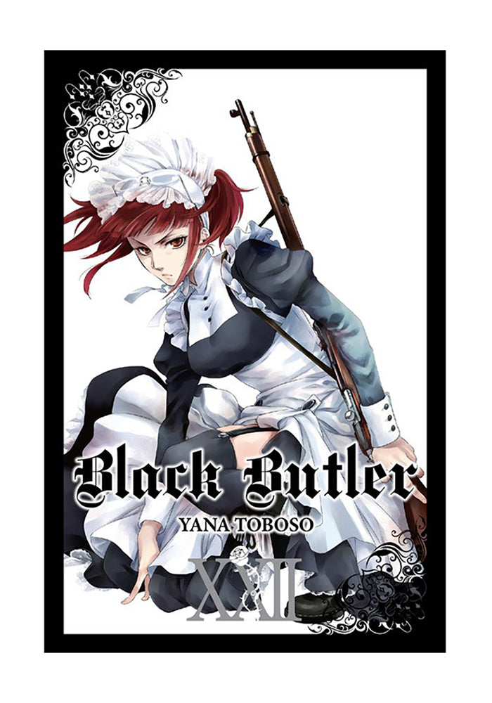 YEN PRESS Black Butler Vol. 22 Manga