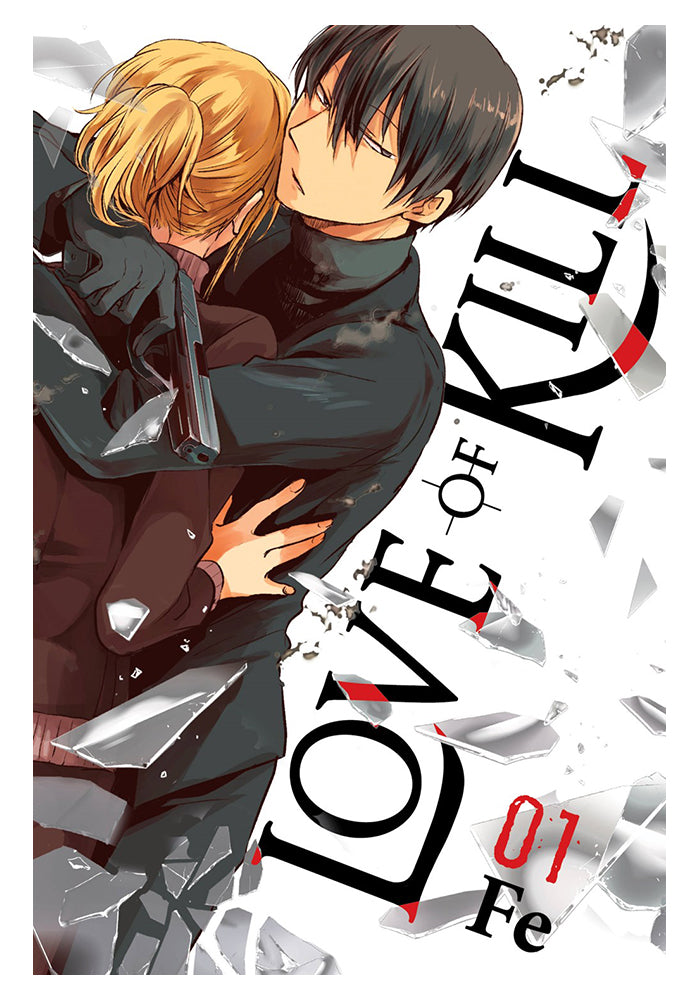 YEN PRESS Love of Kill Vol. 1 Manga
