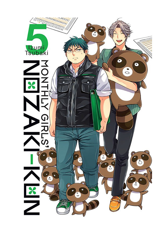 YEN PRESS Monthly Girls' Nozaki-kun Vol. 5 Manga