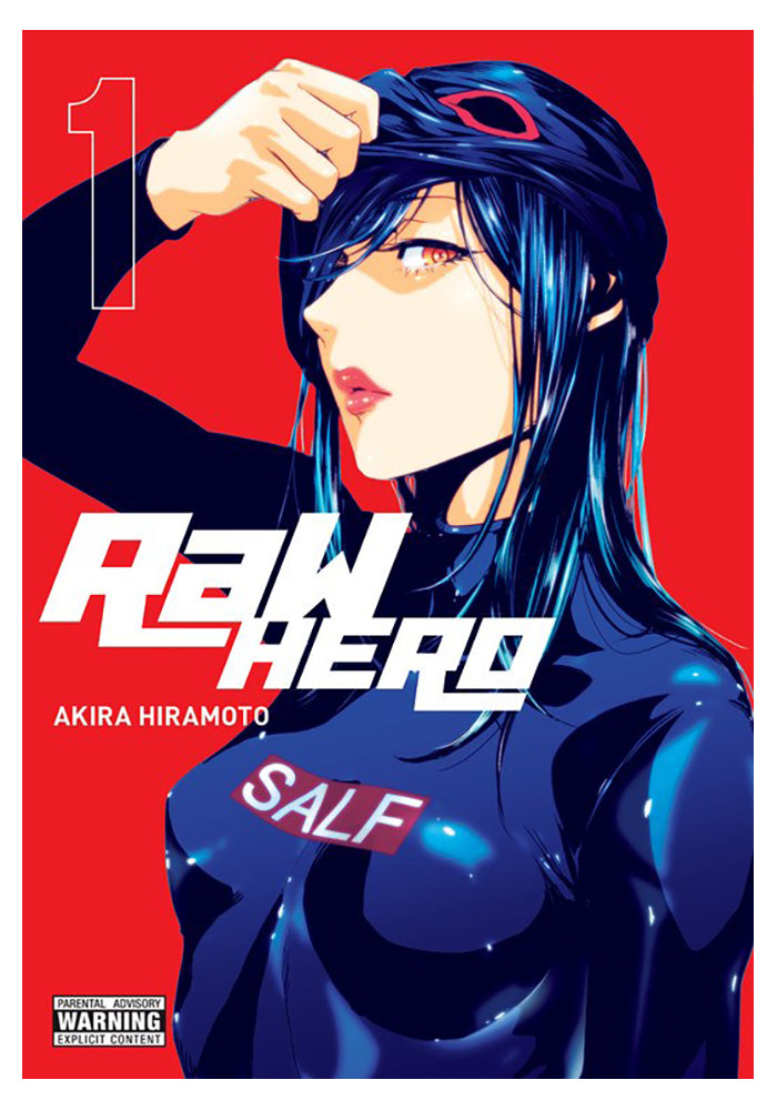 YEN PRESS RaW Hero Vol. 1 Manga