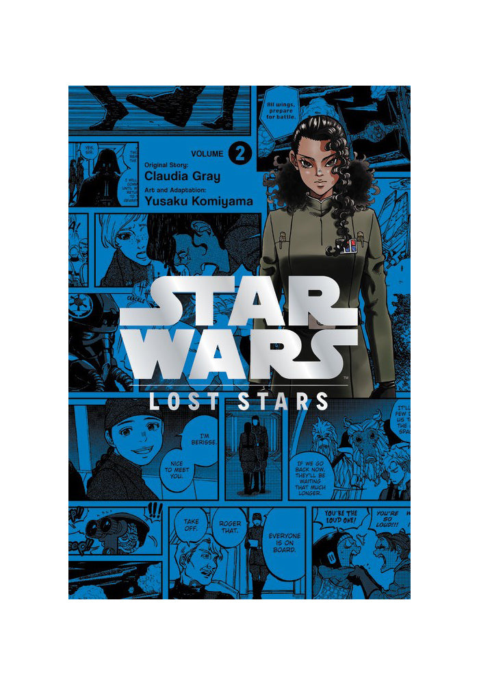 YEN PRESS Star Wars: Lost Stars Vol. 2 Manga