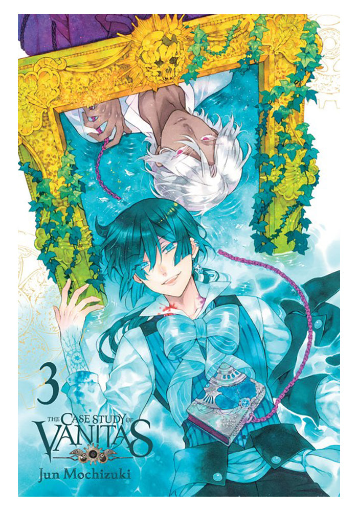 YEN PRESS The Case Study of Vanitas Vol. 3 Manga