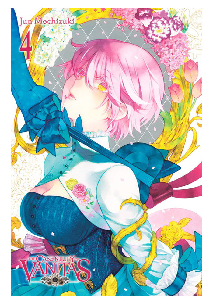 YEN PRESS The Case Study of Vanitas Vol. 4 Manga