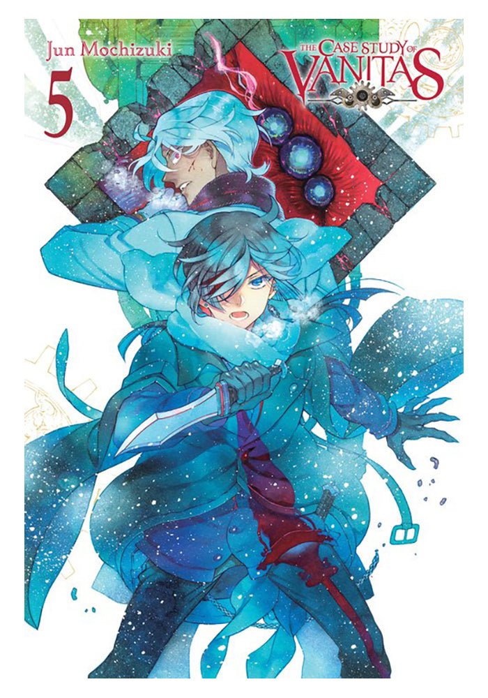 YEN PRESS The Case Study of Vanitas Vol. 5 Manga