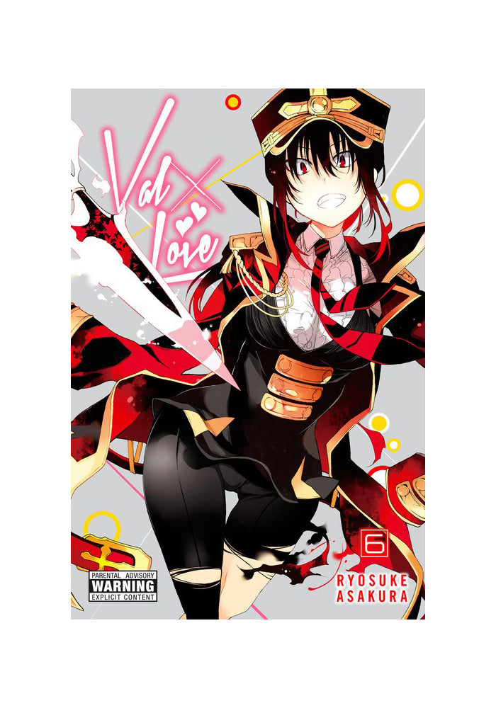 YEN PRESS Val x Love Vol. 6 Manga