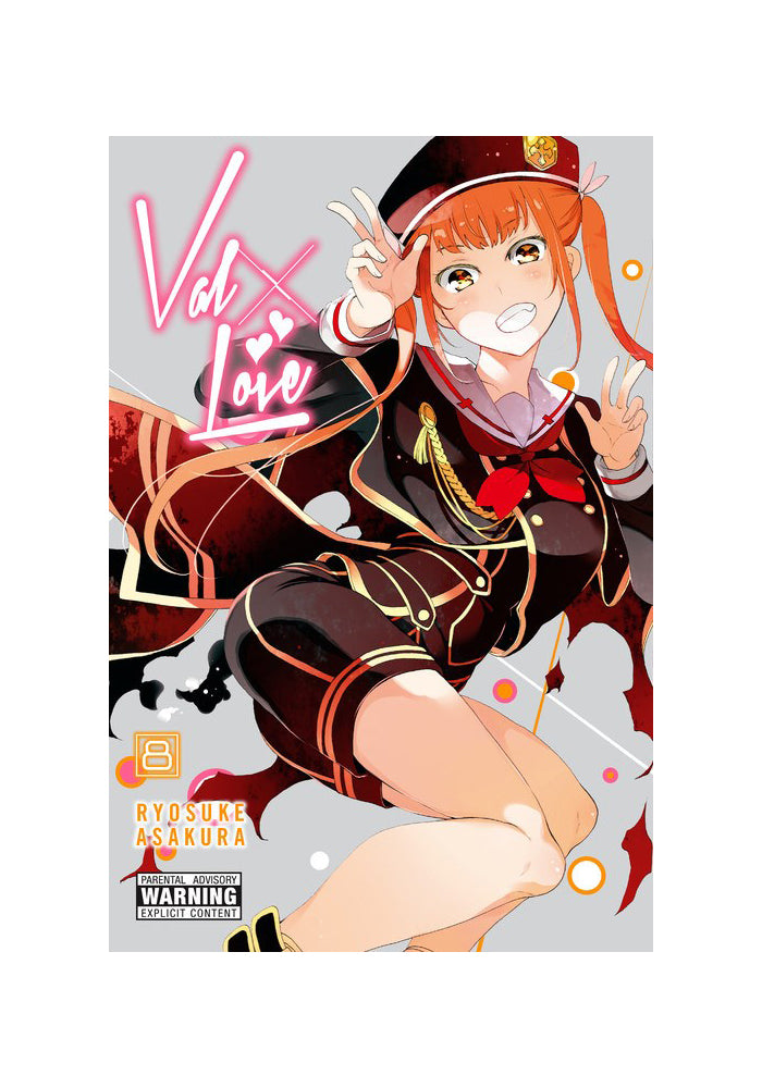 YEN PRESS Val x Love Vol. 8 Manga