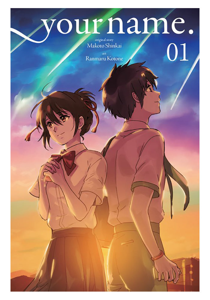 YEN PRESS Your Name Vol. 1 Manga
