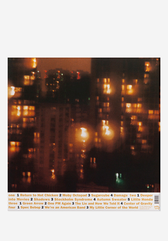 YO LA TENGO I Can Hear The Heart Beating As One Exclusive 2 LP