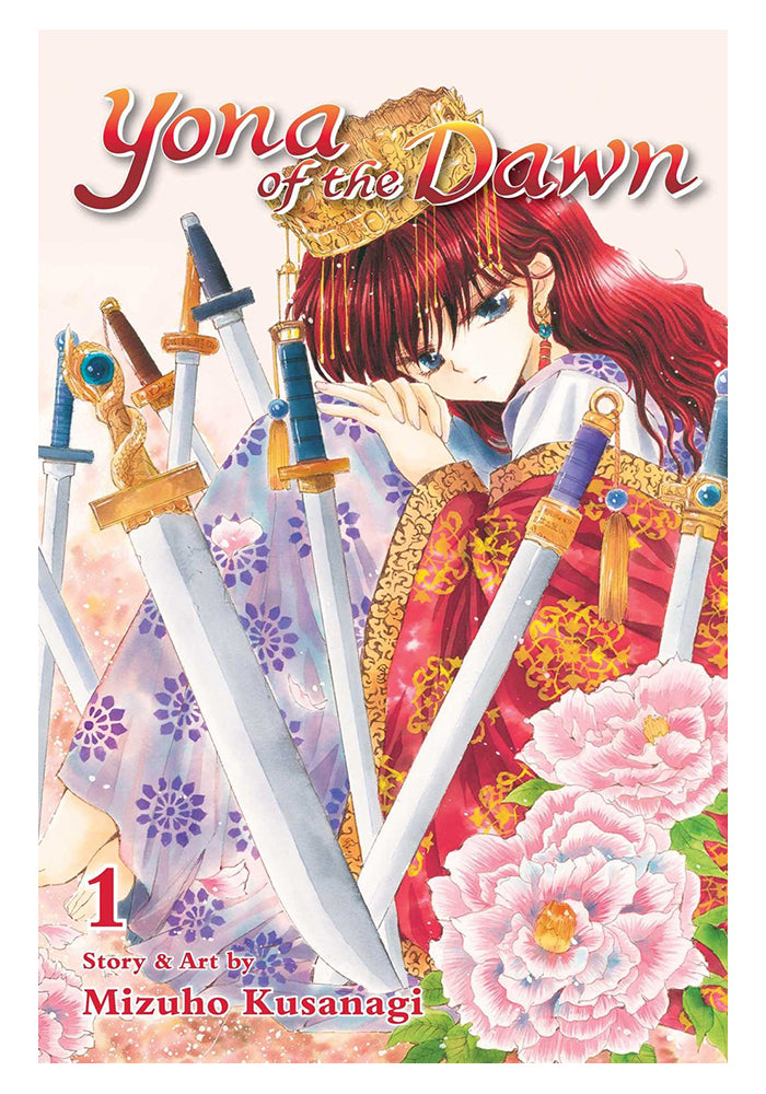 VIZ MEDIA Yona of the Dawn Vol. 1 Manga