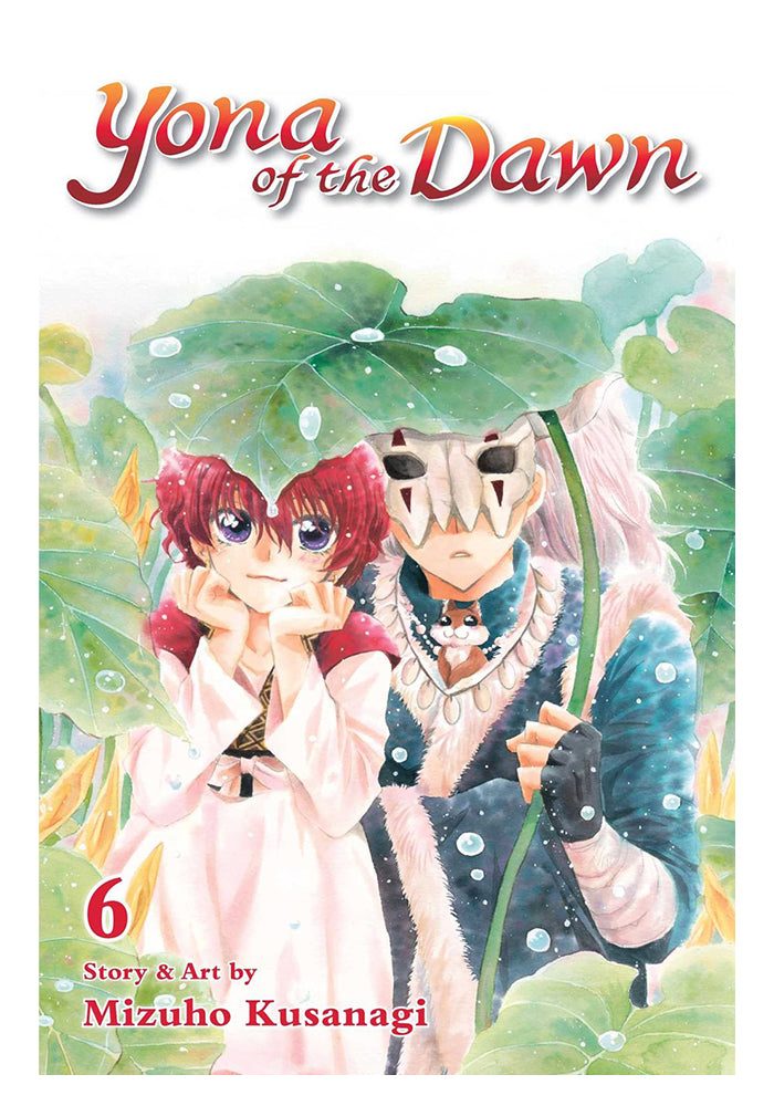 VIZ MEDIA Yona of the Dawn Vol. 6 Manga
