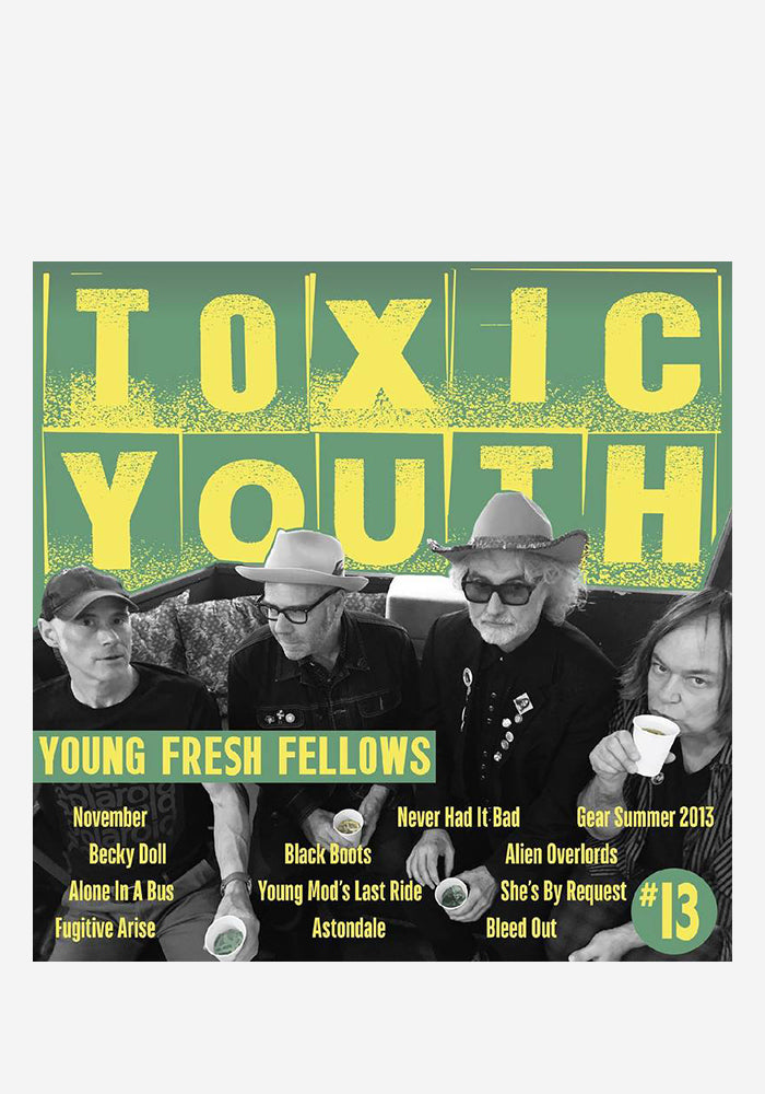 YOUNG FRESH FELLOWS Toxic Youth LP (Color)