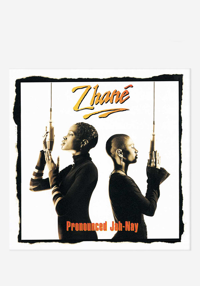 ZHANE Pronounced Jah-Nay 2LP With Autographed Art Card