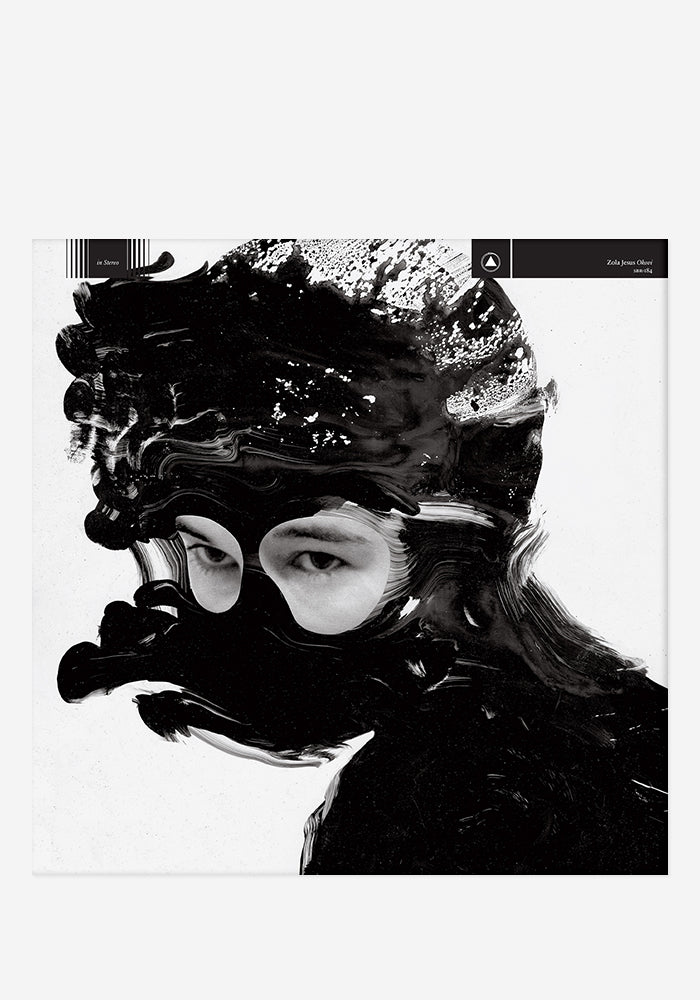 ZOLA JESUS Okovi With Autographed CD Booklet