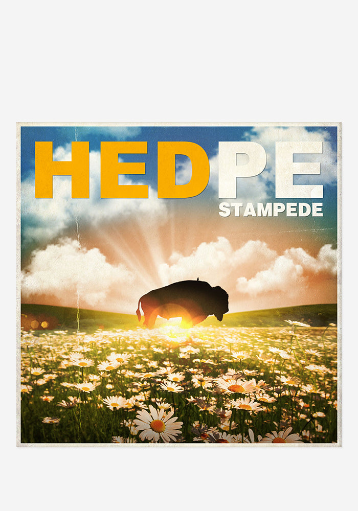 (HED)P.E. Stampede CD With Autographed Booklet