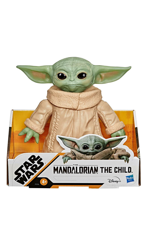 STAR WARS The Mandalorian The Child 6.5-Inch Action Figure