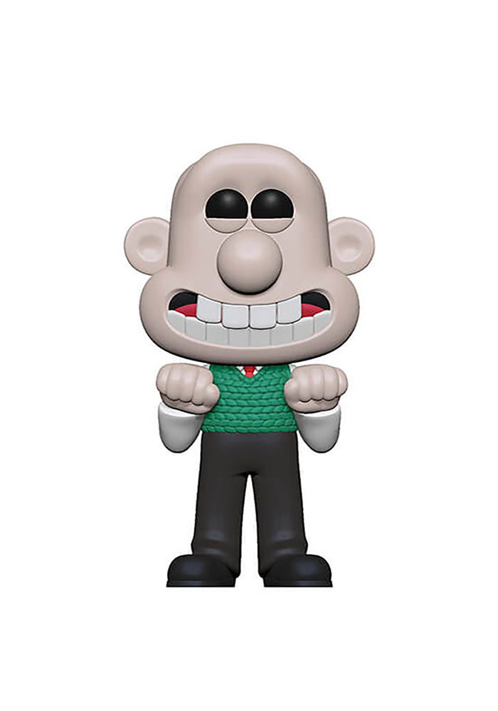 WALLACE & GROMIT Funko Pop! Animation: Wallace & Gromit - Wallace
