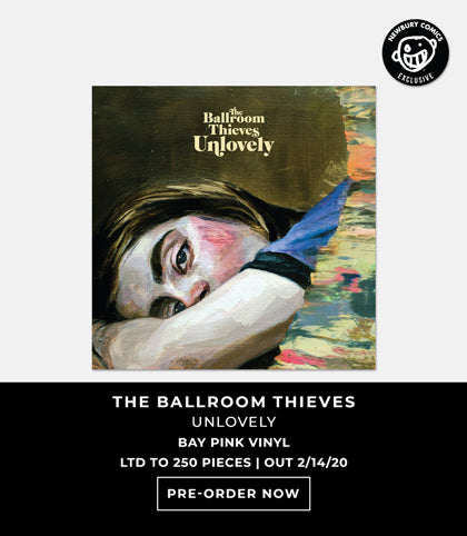 The Front Bottoms-Talon of the Hawk, Red with Yellow Splatter Vinyl Limited to 1000 Pieces Out 9/30 Pre Order Now