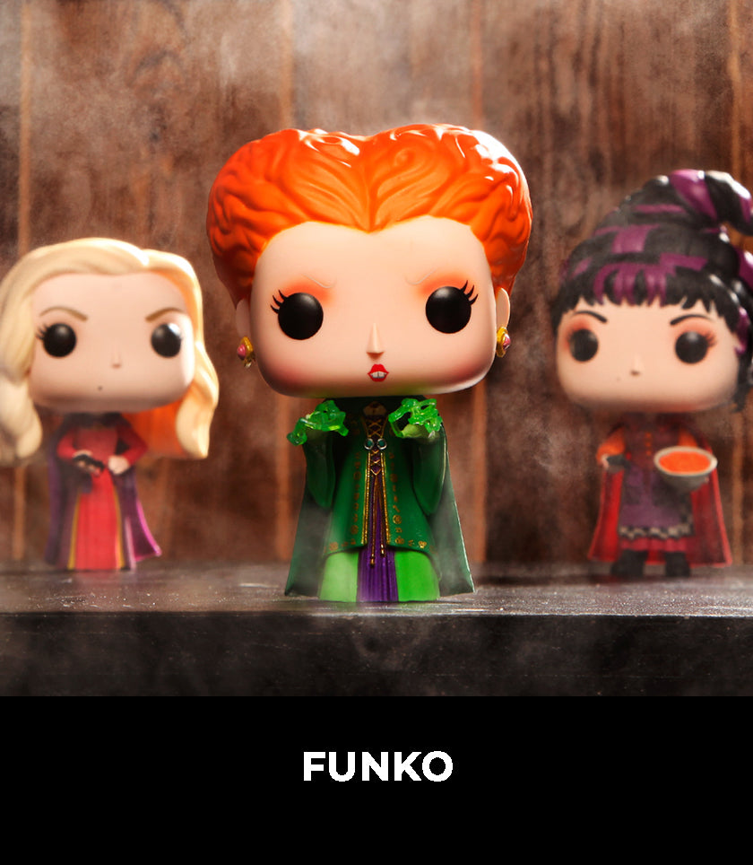 Funko Pop! Figures - Star Wars and more!