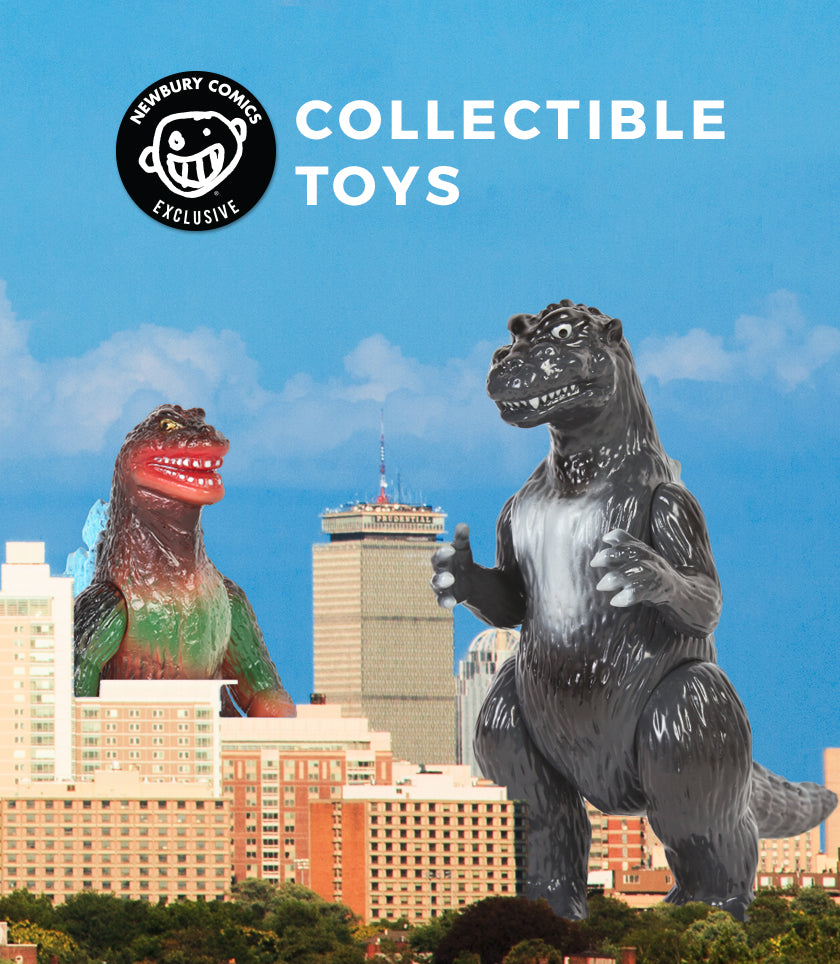 Newbury Comics Exclusive Collectible Toys