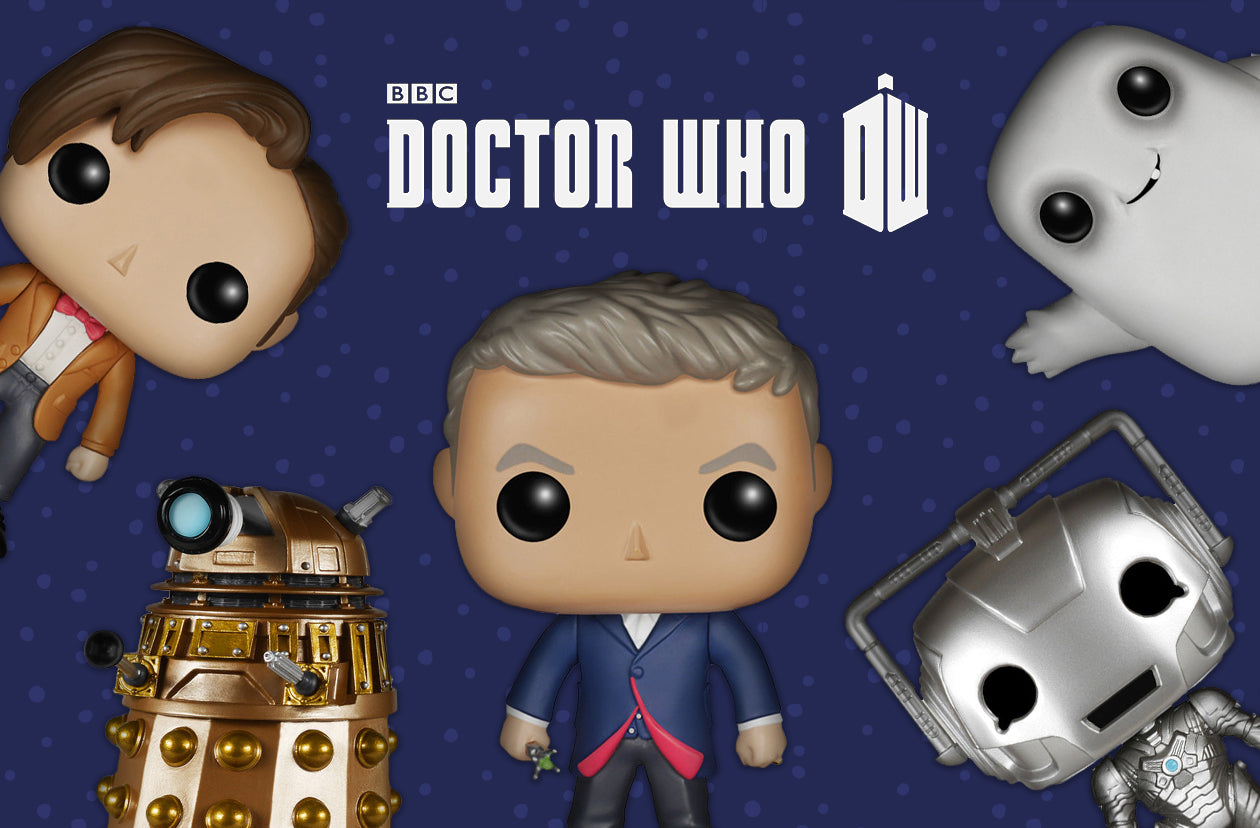 Doctor Who - T-Shirts, Toys, and more