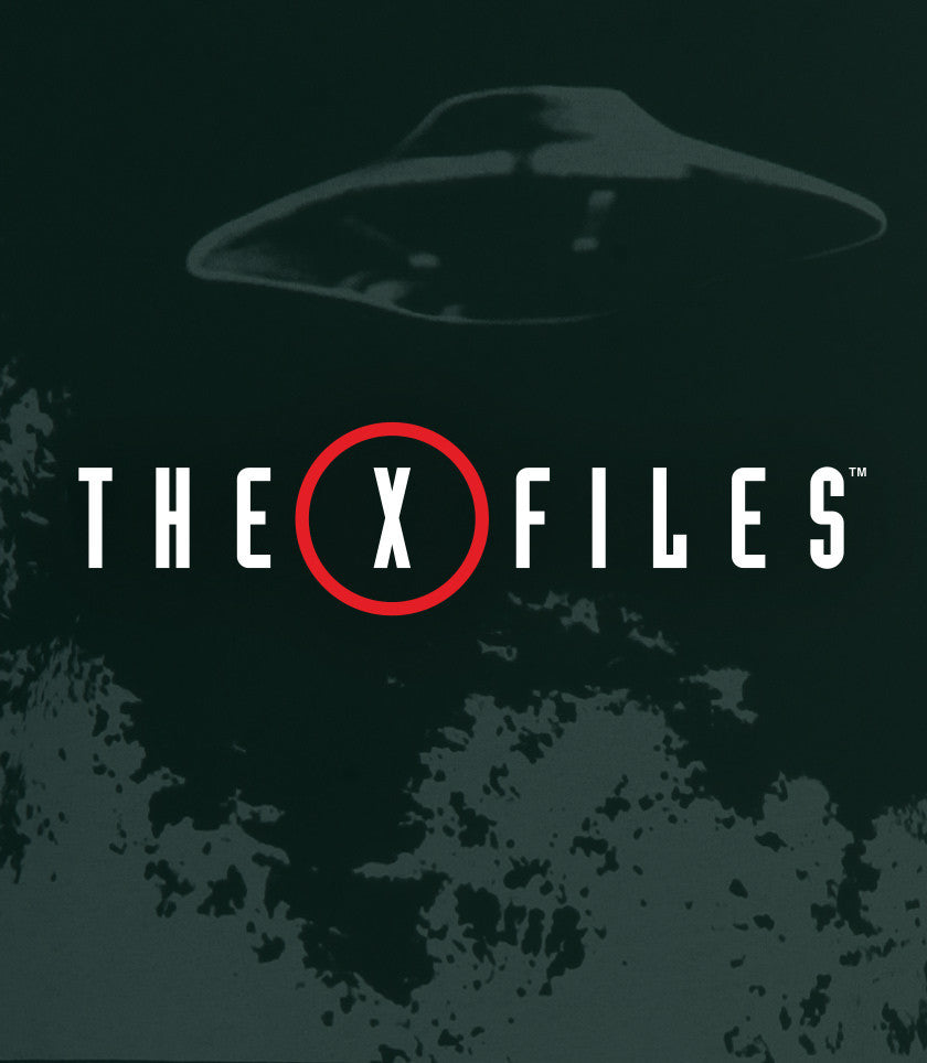 The X-Files - Apparel and Figures