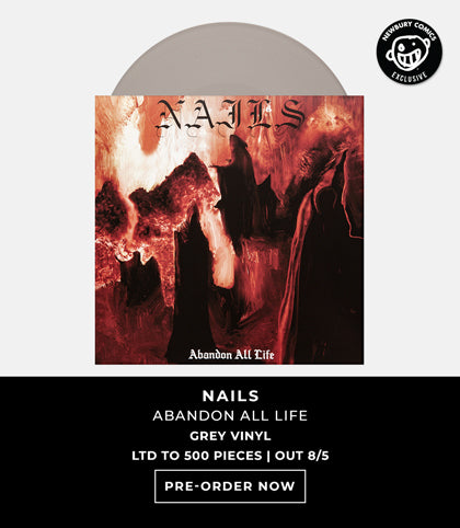 Bury Your Dead - Cover Your Tracks, Gray Green And Yellow Starburst Vinyl | LTD to 100 Pieces, Out 2/28, Pre-Order Now