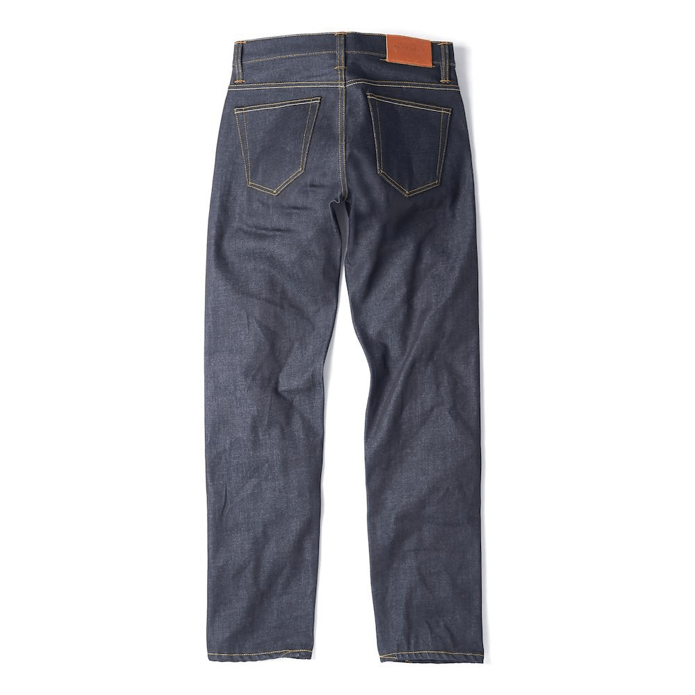 Regular Tapered 14oz Dry Organic Jeans