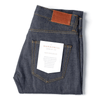 Slim Tapered Japanese Raw Selvedge Jeans