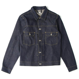 MK2 Japanese Selvedge Jacket - HAWKSMILL DENIM CO
