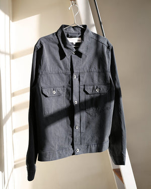Hawksmill X YMC MK2 Japanese Selvedge Stripe Jacket Jacket HAWKSMILL DENIM CO