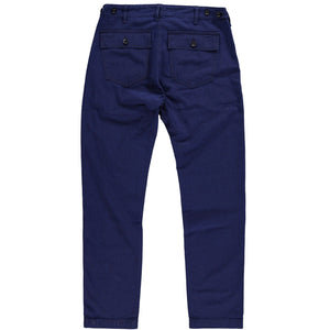 Indigo Utility Pants TROUSER HAWKSMILL DENIM CO