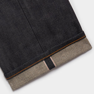 Straight Leg Japanese Selvedge Jeans (Indigo) - Kaihara Jeans HAWKSMILL DENIM CO