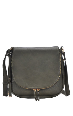 Medium Every Day Crossbody - Olive