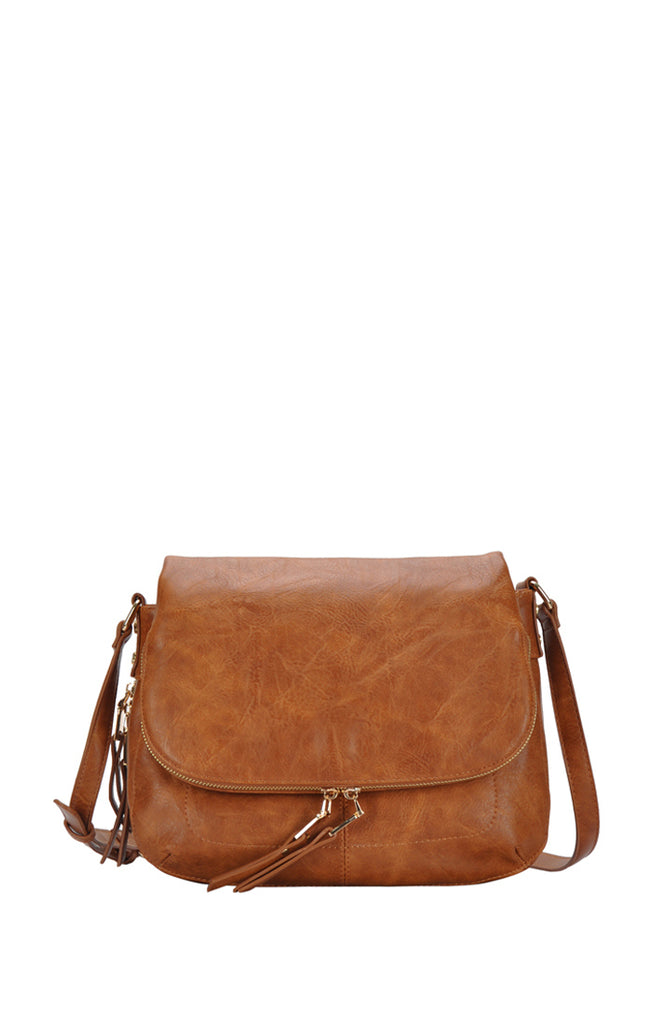 Every Day Crossbody - Tan